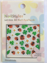 NailStyles 3D Nail Stickers RP-18