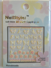 NailStyles 3D Nail Stickers PN-68