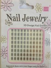 Designer Nail Stickes DG