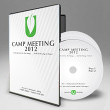 Camp Meeting 2012: A Bucket List for the Young . . . and the Young at Heart - Randy Roberts (August 4–September 1, 2012)