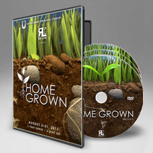 Home Grown - Randy Roberts (Aug 3-31, 2013)