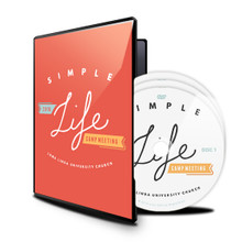 """Simple Life"" - Camp Meeting 2015 (August 1 - August 29,  2015)"