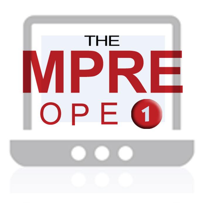 MPRE Online Practice Exam 1 - NCBE Study Aids Store