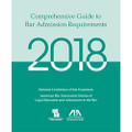 Comprehensive Guide to Bar Admission Requirements 2018