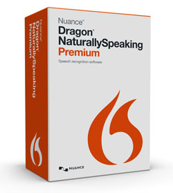 Dragon NaturallySpeaking Premium