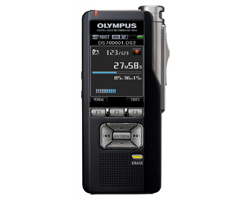 Olympus and Philips Digital Dictation Recorders