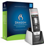 Dragon Medical Practice Edition 2 with Philips SpeechMike Air LFH3010