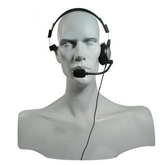 Andrea NC-181 3.5mm Noise-Cancelling PC Headset