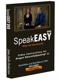 SpeakEASY DVD Dragon Training Program