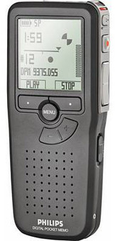 Philips DPM 9375 Digital Recorder