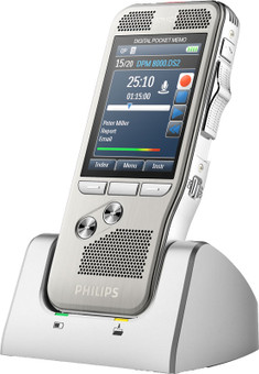 Philips DPM-8000 Pocket Memo