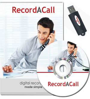 RecordACall Software Program