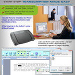 Start-Stop Transcription Made Easy