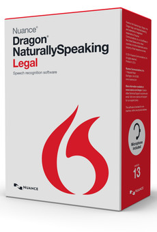 Dragon NaturallySpeaking 13 Legal