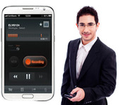 Olympus Dictation App for Andriod
