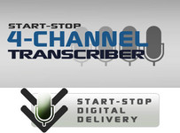 Digital Delivery Start-Stop GoldenEar 4-Channel Transcriber - Software