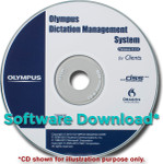 AS-7001 Olympus Dictation Module Software