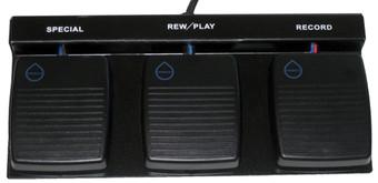DAC Heavy Duty FP-5000 WATERPROOF Pedal (Model #37520)