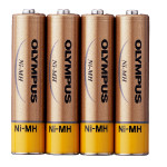 "Olympus BR-401 Rechargeable ""AAA"" Batteries (4 Pack)"