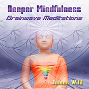 Deeper Mindfulness Brainwave Meditations CD