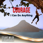 Courage Subliminal (Stuart Wilde) CD