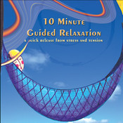 10 Minute Guided Relaxation CD