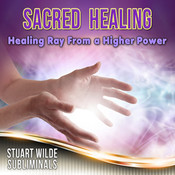 Sacred Healing Subliminal (Stuart Wilde) CD