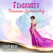 Femininity Subliminal (Stuart Wilde) CD
