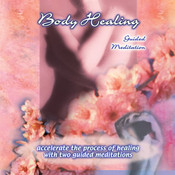 Body Healing Meditation CD