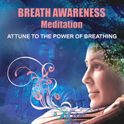 Breath Awareness Meditation CD