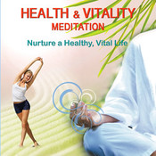 Health and Vitality Meditation CD