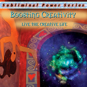 Boosting Creativity Subliminal CD