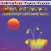 Creating Abundance Subliminal CD