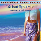 Weight Reduction Subliminal CD