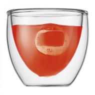 Bodum Pavina Glass Extra Small 2.5oz set of 2