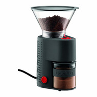 Bodum Barista Burr Coffee Grinder - Black
