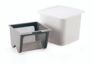 Cuisipro Donvier® Yogurt Cheese Maker (White)