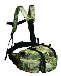 Coyote Hunting Fanny Pack Realtree Max 1 Camo Side View