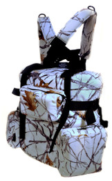 Yukon Hunting Backpack True Timber Snow Camo