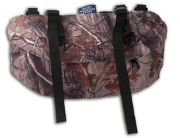 Simple Hunting Fanny Pack pictured in Realtree All Purpose Camo
