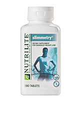 NUTRILITE Slimmetry Dietary Supplement (180 tablets)