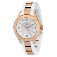 White and Pink Watch from Relic
