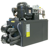 1 HP Water Cooled Glycol Chiller