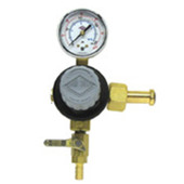 Primary Low Pressure Single Gauge w/ Shut- Off