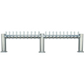 "Metropolis ""M"" - 20 Faucet - Polished Stainless Steel - Glycol Cooled"