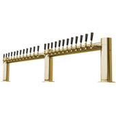 "Metropolis ""M"" - 24 Faucet - PVD Brass - Glycol Cooled"