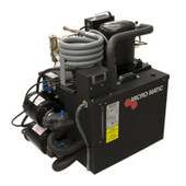 3/4 HP Dual Pump Glycol Chiller - Water Cooled