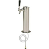 "3"" Column - 1 Faucet - Chrome ABS Plastic - Air Cooled"
