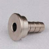 "1/4"" Swivel Hose Stem For 7/8"" Swivel Nut (Stainless Steel)"