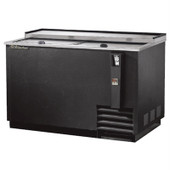"True 50"" Deep Well Horizontal Bottle Cooler"